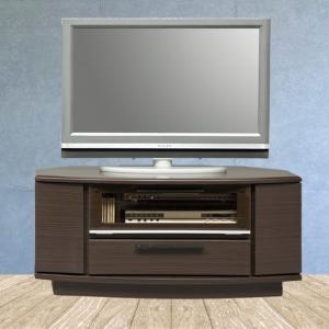 【送料無料】100テレビ台 テレビボード テレビラック TV ブラウン 巾100 コーナー fullfullshp