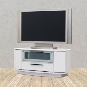 【送料無料】100テレビ台 テレビボード テレビラック TV ホワイト 巾100 コーナー fullfullshp