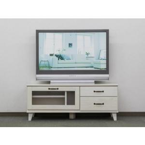 【送料無料】120テレビ台 テレビボード テレビラック TV ホワイト 巾120 fullfullshp