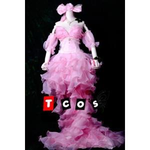 高品質コスプレ衣装 VOCALOID 背〓の花 鏡音リンコスプレ衣装 VOCALOID 背〓の花 鏡音リンAA045F/代引不可|fullgrace