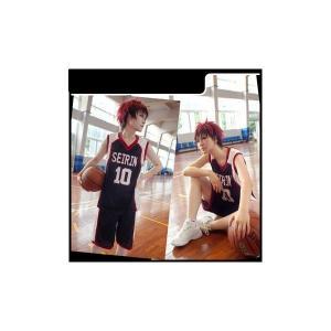 オーダーメイド 黒子のバスケ コスプレ衣装 10番 海常高校ユニフォーム コスプレ衣装aw028f0|fullgrace