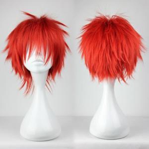 赤司征十郎 コスプレウィッグ かつら wig 赤レッド耐熱ウィッグ 黒子のバスケ 赤司征十郎 コスプレ衣装にaw036f0f0q1|fullgrace