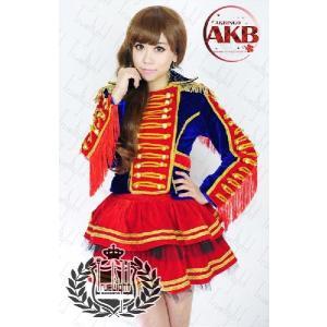 ハート・エレキ 小嶋陽菜 コスプレ衣装 AKB48風 ハート・エレキ 小嶋陽菜 コスプレ衣装|fullgrace