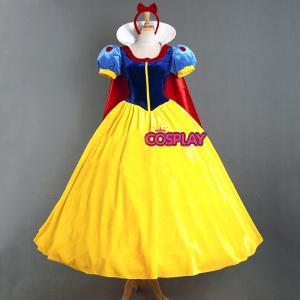 コスプレ衣装 ディズニー 白雪姫 コスプレ衣装 コスプレウィッグ fullgrace