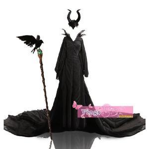 マレフィセント Maleficent ディズニー 公式 コス...