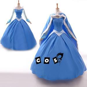 プリンセスドレス パニエ追加可 シンデレラ コスプレ衣装 シンデレラ ドレス 大人 ハロウィン コスチューム 大人 プリンセスドレス マント追加可cc234f0f0q1 fullgrace