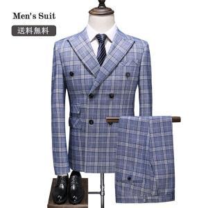 ダブルブレスト スリムスーツ 2ボタンスリムスーツ ビジネススーツ シングル 入社式 冠婚葬祭 ビジネス メンズスーツ 紳士服 suit|fullgrace