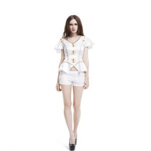 サイズ有 韓国超人気 少女時代 舞台風 舞台衣装上下セット 発表会 ダンス衣装 コスプレ衣装 ステージ衣装 少女時代風 舞台衣装 dm009s1|fullgrace