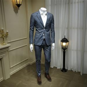 スーツ メンズ ビジネススーツ 2ツボタン スリーピーススーツ 2ピーススーツ 春 秋 アップセット セットアップ 細身 紳士服 結婚式|fullgrace