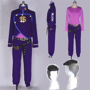 f4006c0c0c0  [ セット内容 ]上着/ズボン/ Tシャツ/ベルト 「ウィッグ」オプション...