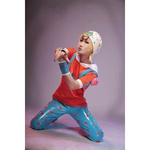 ジョニィ・ジョースター ジョジョの奇妙な冒険  コスプレ衣装 ジョニィ・ジョースター 第7部 コスプレ衣装|fullgrace