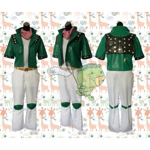ジョジョの奇妙な冒険 シーザー・アントニオ・ツェペリ風 フリーダム コスプレ衣装|fullgrace
