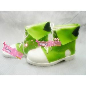 木戸 つぼみ 風 コスプレ靴 ブーツ カゲロウプロジェクト キド 木戸 つぼみ 風 コスプレ靴 ブーツ|fullgrace