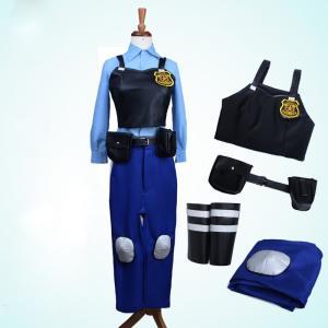 ズートピア Zootopia ジュディ・ホップス Judy Hopps コスプレ衣装 コスチュームlb014f0f0l3|fullgrace