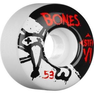 【BONES WHEEL  STF】 ストリート向けに特別に開発されたウレタン仕様。 ハイスピードで...