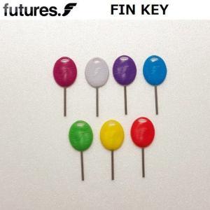FUTUREフィンの取付、取外しに使う六角レンチキー! 【商品名】:FUTURES FIN KEY(...