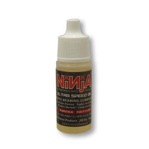 NINJA OIL Bottle ニンジャ ベアリングオイル ボトル 送料無料