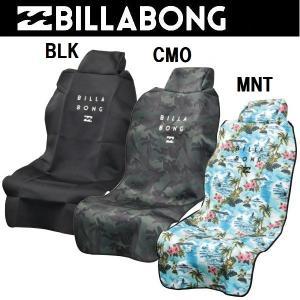 【商品名】:BILLABONG SEAT COVER 【カラー】:BLK CMO MNT 【素材】:...