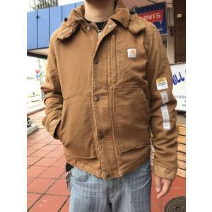 Carhartt Full Swing Collection Caldwell jacket カーハートフルスイングコレクション|fullnelsonhalf