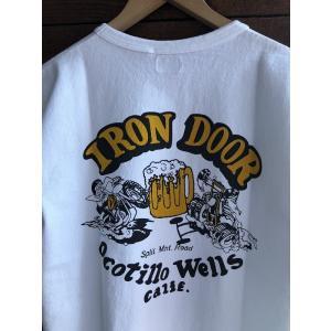 DOUBLE WARKS IRON DOOR S/S tee ダブルワークス半袖Tシャツ|fullnelsonhalf
