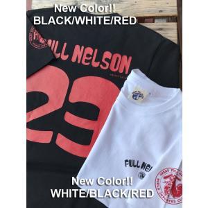 新色追加!!FULLNELSONフルネルソン ショップオリジナル 23周年記念 Tシャツ|fullnelsonhalf