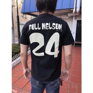 FULLNELSONフルネルソン ショップオリジナル 24周年記念Tシャツ|fullnelsonhalf