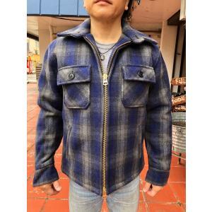 FULLNELSON フルネルソン オリジナルウールジャケット カリフォルニア 「JKT California」|fullnelsonhalf