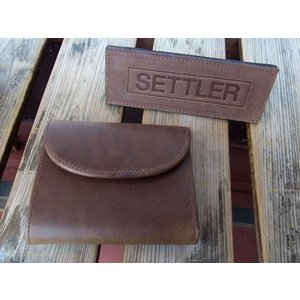 SETTLER セトラー 三つ折りウォレット Small 3FOLD PURSE Wallet OW1058|fullnelsonhalf