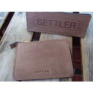 SETTLER セトラー ZIP WALLET OW2880|fullnelsonhalf