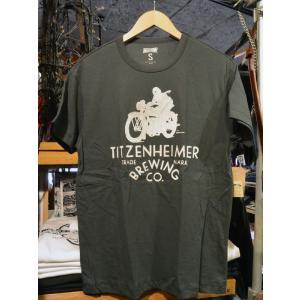 TAILGATE S/S Tee テイルゲート半袖Tシャツ TITZENHIMER|fullnelsonhalf
