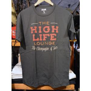 TAILGATE S/S Tee テイルゲート半袖Tシャツ HIGH LIFE|fullnelsonhalf