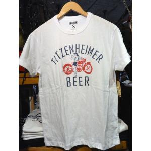 TAILGATE S/S Tee テイルゲート半袖TシャツTITZENHIMER BEER|fullnelsonhalf