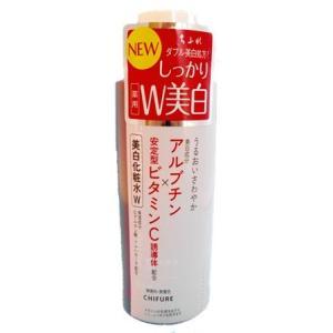 ちふれ化粧品 美白化粧水 W 180ML