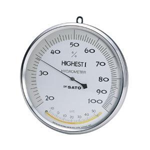 温湿度計ハイエストI型 fumiyas