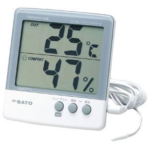 デジタル温湿度計PC-5000TRH fumiyas