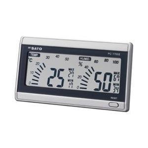 デジタル温湿度計ルームナビ fumiyas