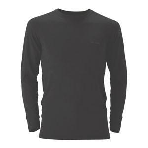 モンベル(mont‐bell) スーパーメリノウール L.W. ラウンドネックシャツ Men's  ...