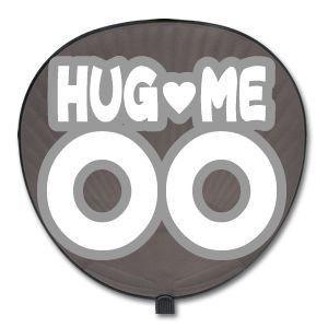 (ネコポス可) うちわ オーダーメイド 応援うちわ 嵐 イブステ型紙 HUG ME○○タイプジャニーズ 応援うちわ 嵐 イブステ アイドル 手作り|fun-create