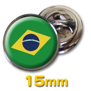 (ネコポス可) ピンズ(世界の国旗)15mm 61〜120|fun-create