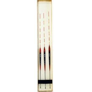 ヘラブナ 釣用 へら浮き 3本 セット 全長33〜34cm ムクトップ  Y13fgtamasib008 【ウキ】|fun200988