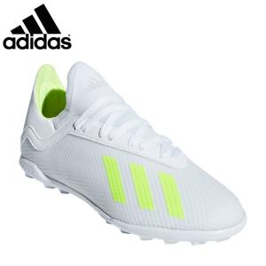 アディダス adidas サッカーシューズ エックス 18.3 TF J ジュニア サッカー フット...