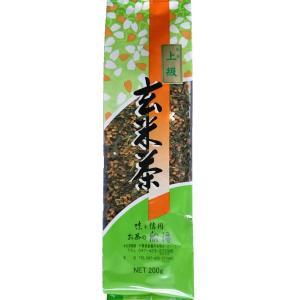 上級福印玄米茶 200g|funafuku