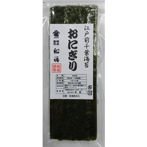 おにぎり用3切焼海苔30枚|funafuku