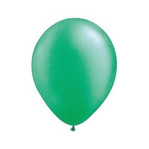 スタンダード丸型 10インチ グリーン100P|funari