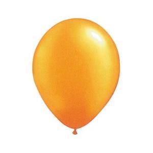 スタンダード丸型 10インチ オレンジ100P|funari