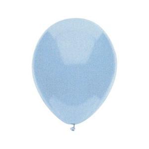 スタンダード丸型 10インチ ライトブルー100P|funari