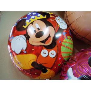 ディズニーミッキーマウス3個セット 補充用ヘリウム付|funari|03