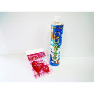 簡単バルーン アルミ風船・ヘリウム缶セット THANK YOU MAスウィートハート型|funari