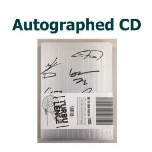在庫品 [オールメンバー直筆サイン入り]GOT7 2ND ALBUM FLIGHT LOG : TURBULENCE CD (ALL MEMBER)[CD] JAR