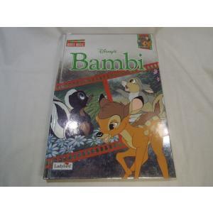 ディズニー バンビ MOVIE MAGIC Disney's Bambi Ladybird Books|funfunhomes
